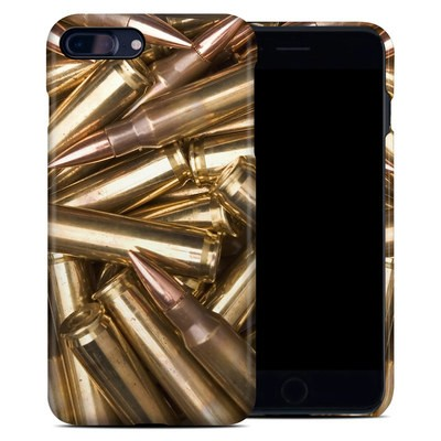 Apple iPhone 7 Plus Clip Case - Bullets