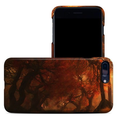 Apple iPhone 7 Plus Clip Case - Canopy Creek Autumn