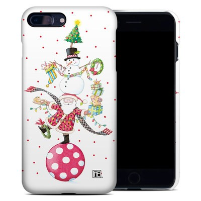 Apple iPhone 7 Plus Clip Case - Christmas Circus