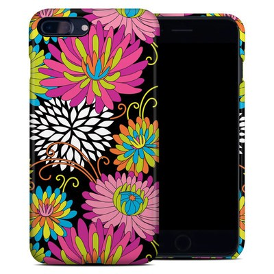 Apple iPhone 7 Plus Clip Case - Chrysanthemum
