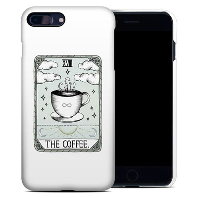 Apple iPhone 7 Plus Clip Case - The Coffee