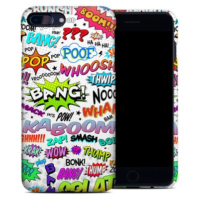 Apple iPhone 7 Plus Clip Case - Comics