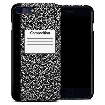 Apple iPhone 7 Plus Clip Case - Composition Notebook