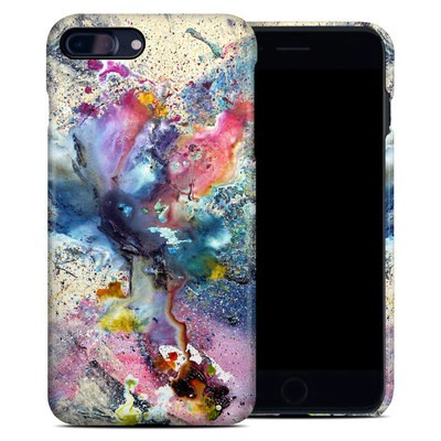 Apple iPhone 7 Plus Clip Case - Cosmic Flower