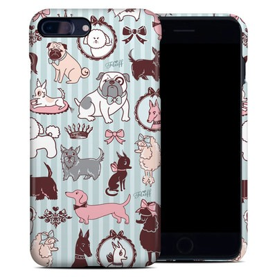 Apple iPhone 7 Plus Clip Case - Doggy Boudoir