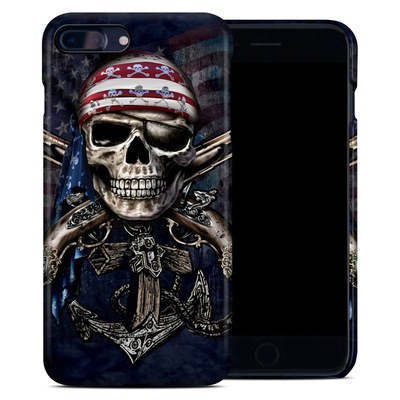 Apple iPhone 7 Plus Clip Case - Dead Anchor