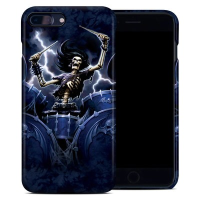Apple iPhone 7 Plus Clip Case - Death Drummer