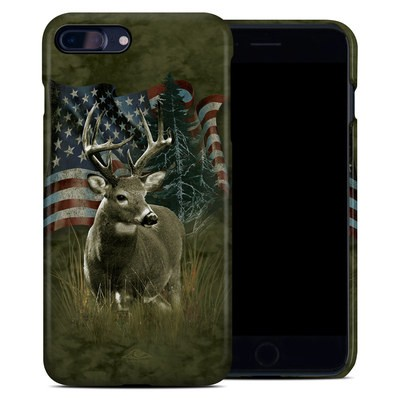 Apple iPhone 7 Plus Clip Case - Deer Flag