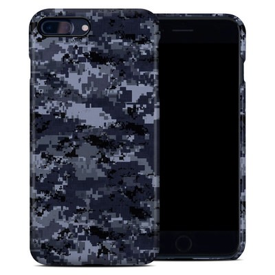 Apple iPhone 7 Plus Clip Case - Digital Navy Camo