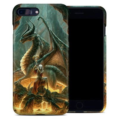 Apple iPhone 7 Plus Clip Case - Dragon Mage