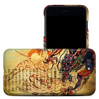 Apple iPhone 7 Plus Clip Case - Dragon Legend