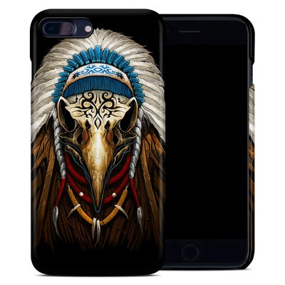 Apple iPhone 7 Plus Clip Case - Eagle Skull