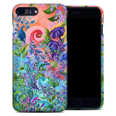 Apple iPhone 7 Plus Clip Case - Fantasy Garden