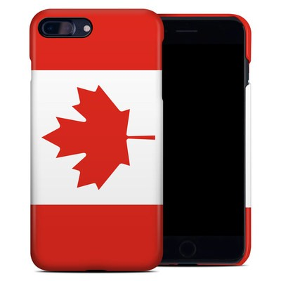 Apple iPhone 7 Plus Clip Case - Canadian Flag
