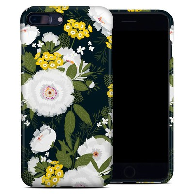 Apple iPhone 7 Plus Clip Case - Fleurette Night