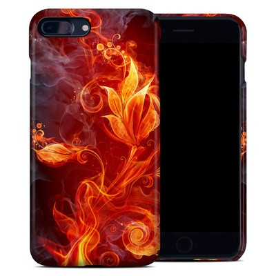 Apple iPhone 7 Plus Clip Case - Flower Of Fire