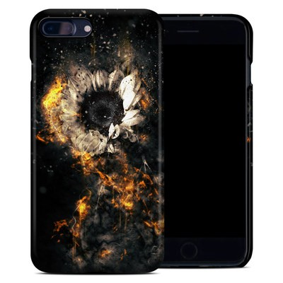 Apple iPhone 7 Plus Clip Case - Flower Fury