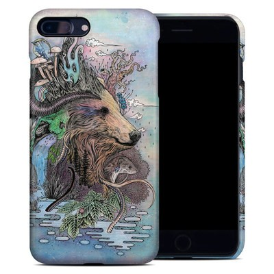 Apple iPhone 7 Plus Clip Case - Forest Warden