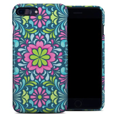 Apple iPhone 7 Plus Clip Case - Freesia