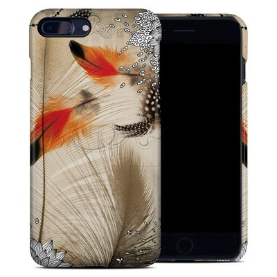 Apple iPhone 7 Plus Clip Case - Feather Dance