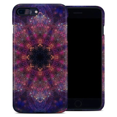 Apple iPhone 7 Plus Clip Case - Galactic Mandala