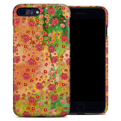 Apple iPhone 7 Plus Clip Case - Garden Flowers