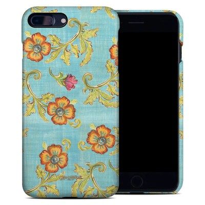 Apple iPhone 7 Plus Clip Case - Garden Jewel