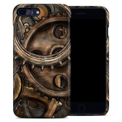 Apple iPhone 7 Plus Clip Case - Gears
