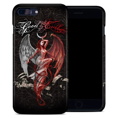 Apple iPhone 7 Plus Clip Case - Good and Evil