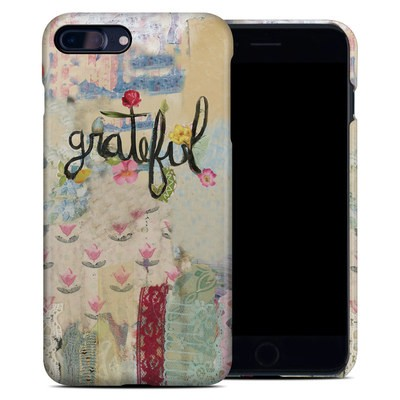 Apple iPhone 7 Plus Clip Case - Grateful