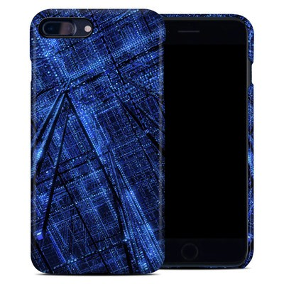 Apple iPhone 7 Plus Clip Case - Grid