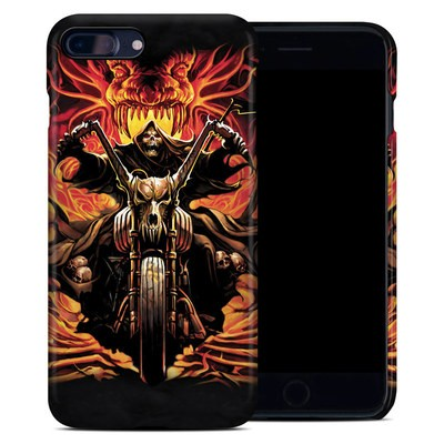 Apple iPhone 7 Plus Clip Case - Grim Rider