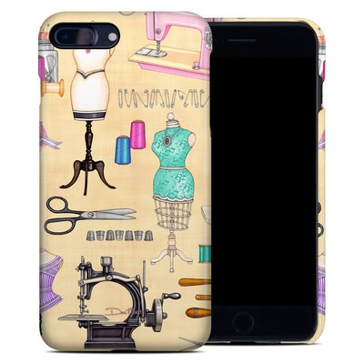 Apple iPhone 7 Plus Clip Case - Haberdashery