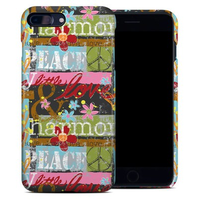 Apple iPhone 7 Plus Clip Case - Harmony and Love