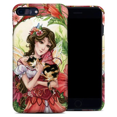 Apple iPhone 7 Plus Clip Case - Hibiscus Fairy