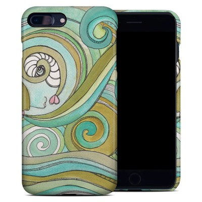 Apple iPhone 7 Plus Clip Case - Honeydew Ocean