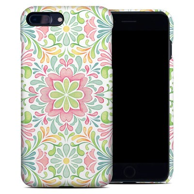 Apple iPhone 7 Plus Clip Case - Honeysuckle