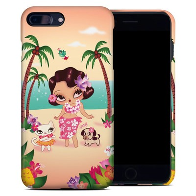Apple iPhone 7 Plus Clip Case - Hula Lulu