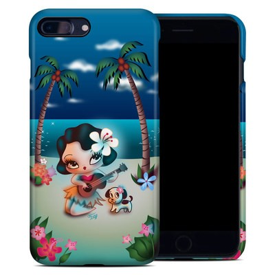 Apple iPhone 7 Plus Clip Case - Hula Night