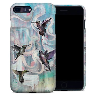Apple iPhone 7 Plus Clip Case - Hummingbirds