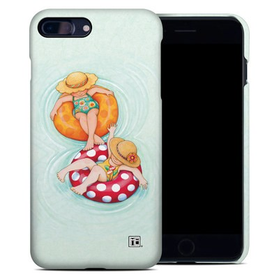 Apple iPhone 7 Plus Clip Case - Inner Tube Girls