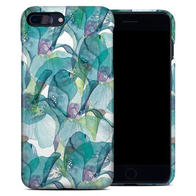 Apple iPhone 7 Plus Clip Case - Iris Petals
