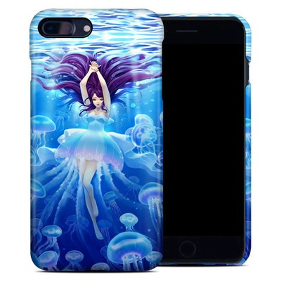 Apple iPhone 7 Plus Clip Case - Jelly Girl
