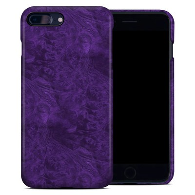 Apple iPhone 7 Plus Clip Case - Purple Lacquer