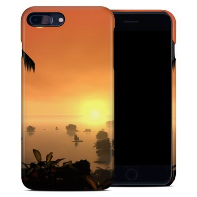 Apple iPhone 7 Plus Clip Case - Last Light Of The Sun
