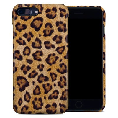 Apple iPhone 7 Plus Clip Case - Leopard Spots