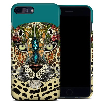 Apple iPhone 7 Plus Clip Case - Leopard Queen