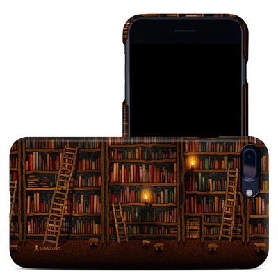 Apple iPhone 7 Plus Clip Case - Library