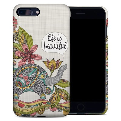 Apple iPhone 7 Plus Clip Case - Life is Beautiful
