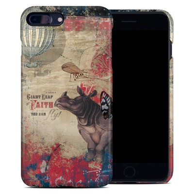 Apple iPhone 7 Plus Clip Case - Leap Of Faith